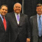 Jerry Webman, Bob Callahan and David Kelly