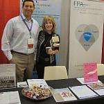 Brad Barinski and Kathie Bortnem