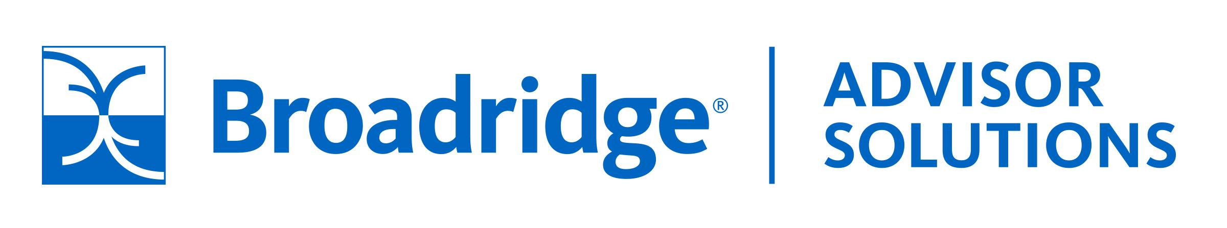 Broadridge Advisor Solutions