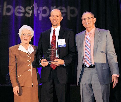 Kley-BestPrep-Bunzel-Award