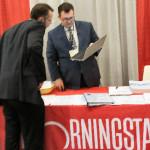 Morningstar booth