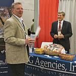 PCG Agencies, Inc. booth