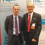 Wade Pfau, Ph.D., CFA and Charles Buck