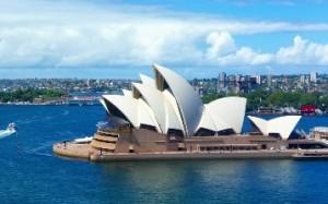 Sydney-Operahouse